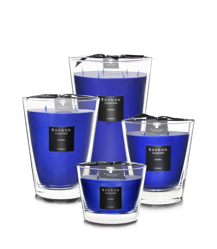 Scented Candles Baobab Collection - Kosi Bay