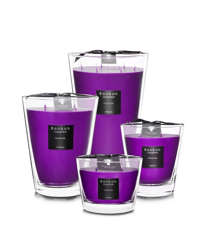 Scented Candles Baobab Collection - Victoria Falls