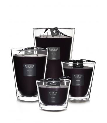 Scented Candles Baobab Collection - Wild Grass