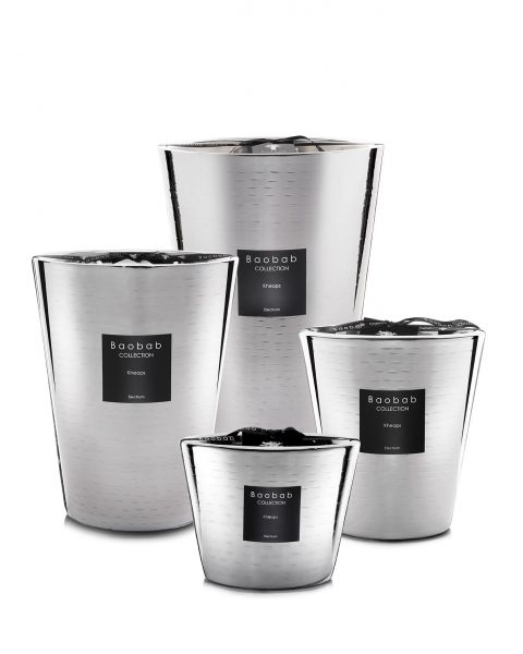 Scented Candles Baobab Collection - Kheops