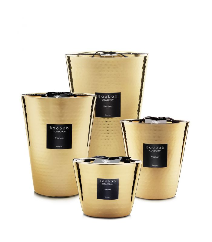 Scented Candles Baobab Collection - Khephren