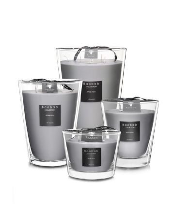 Scented Candles Baobab Collection - White Rhino