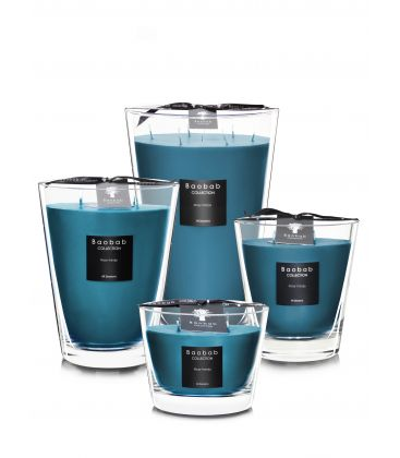 Scented candles Baobab Collection - Nosy Iranja