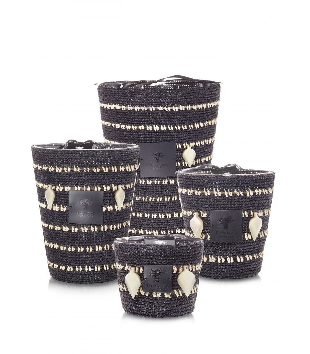 scented candles baobab collection tsiva. Black Bedroom Furniture Sets. Home Design Ideas