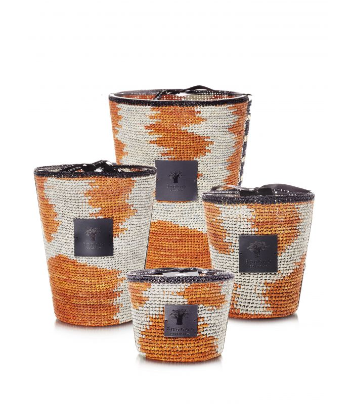 Scented Candles Baobab Collection - Fosty Hazo