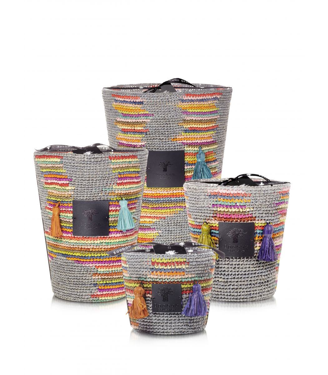 Scented Candles Baobab Collection Babou