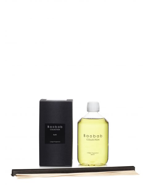 Baobab Collection Huis parfum - White Rhino Refill