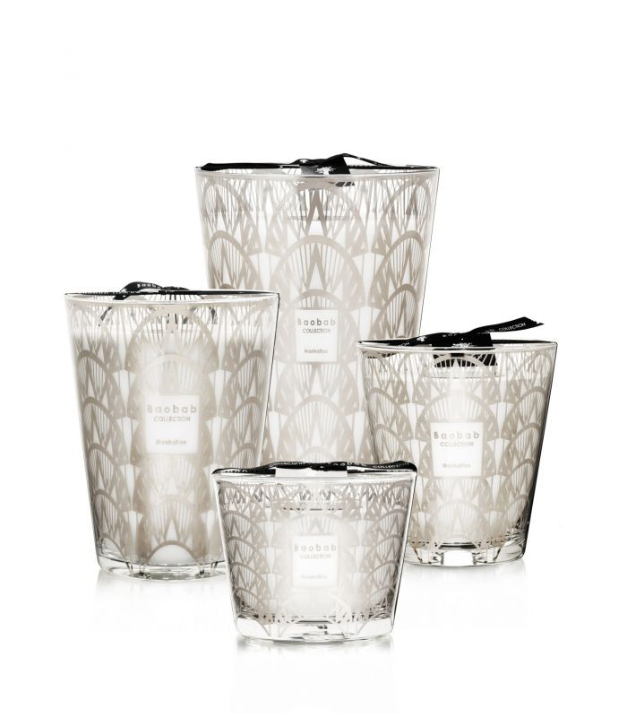 Scented Candles Baobab Collection - Manhattan