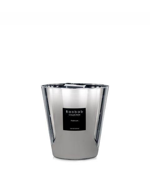 Scented Candles Baobab Collection - Platinum Max16