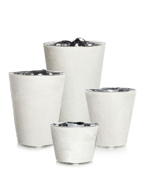 Scented Candles Baobab Collection - White Owl