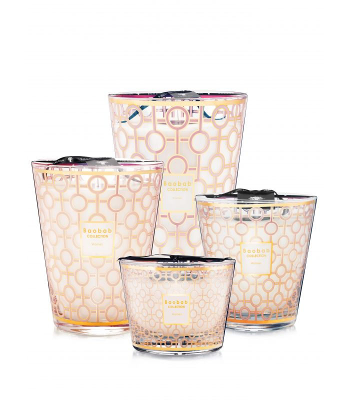 Candele Profumate Baobab Collection - Women