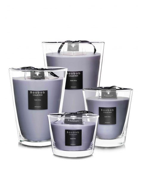 Baobab Collection scented candles - Dark Rhino