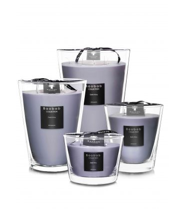 Candele profumate Baobab Collection - Dark Rhino