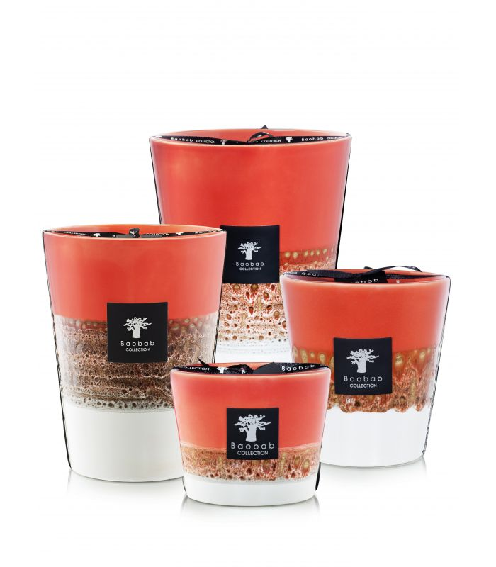 Outdoor Scented Candles Baobab Collection | Fuego