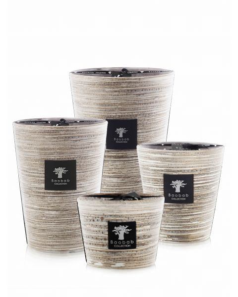 Outdoor Scented Candles Baobab Collection | Terra