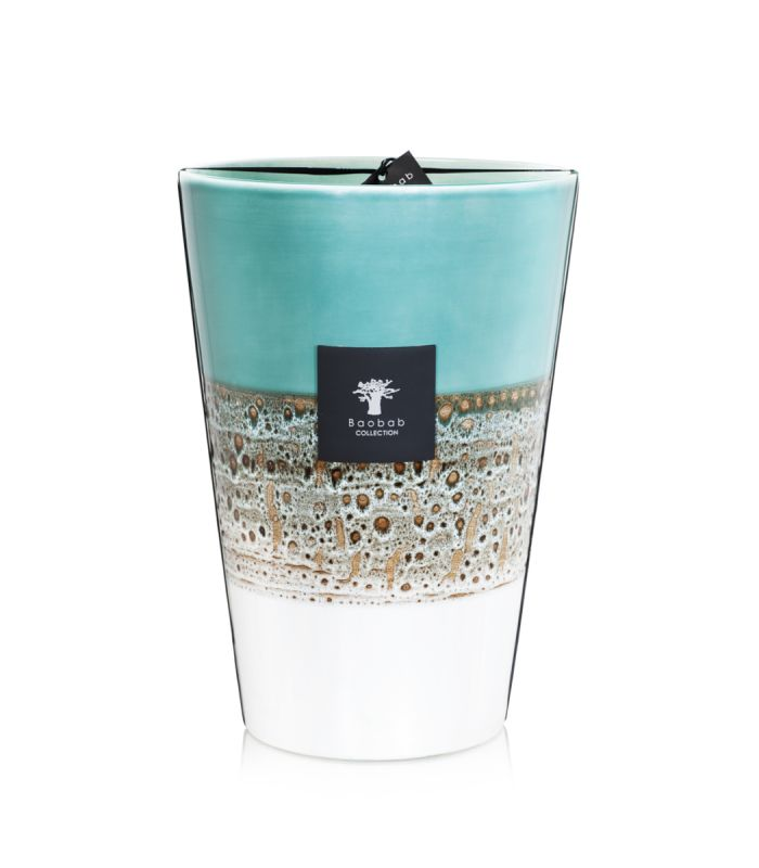 Baobab Collection outdoor scented candle  - Agua max 35