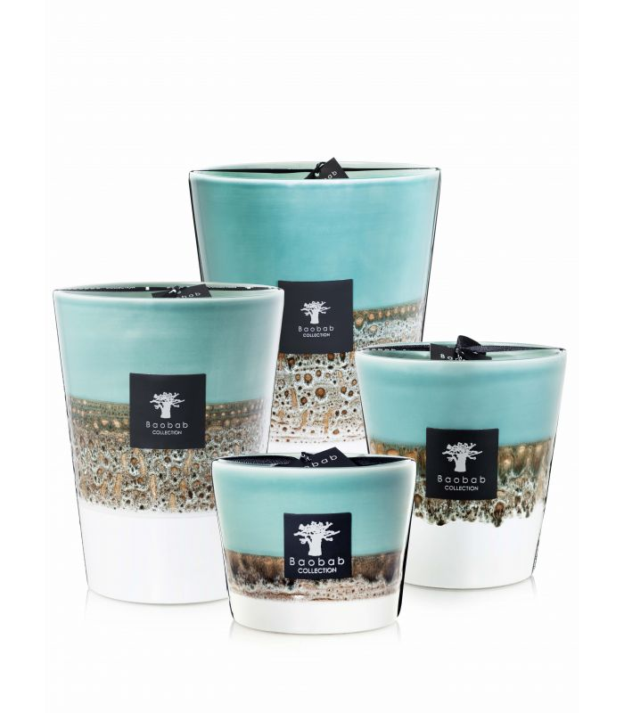 Baobab Collection outdoor scented candle  - Agua