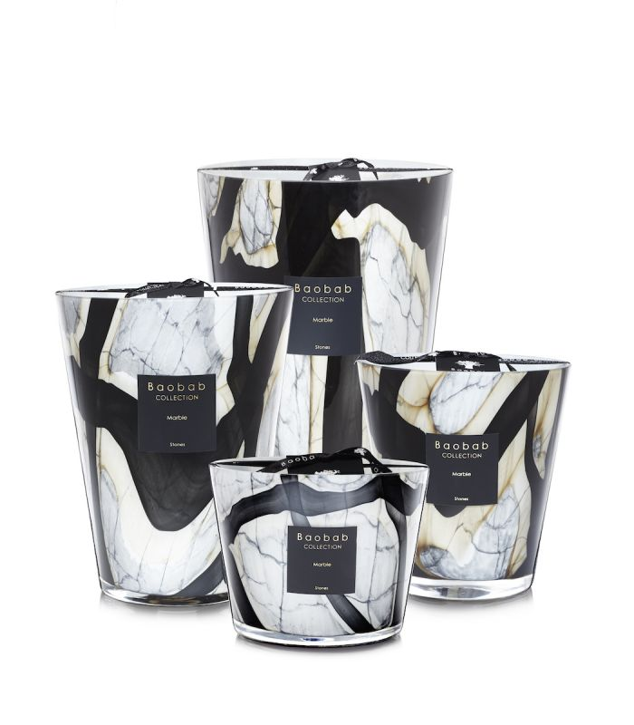 Velas Perfumadas Baobab Collection - Marble