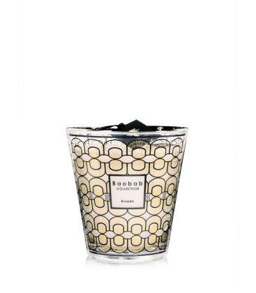 Scented Candle by Baobab Collection - Brussels Art Deco