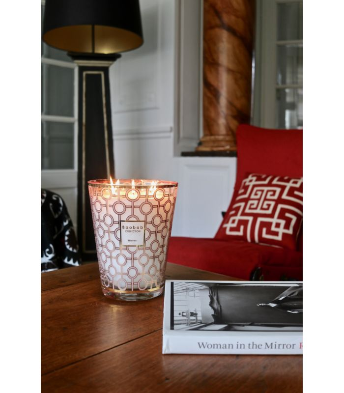 Women candle by Baobab Collection