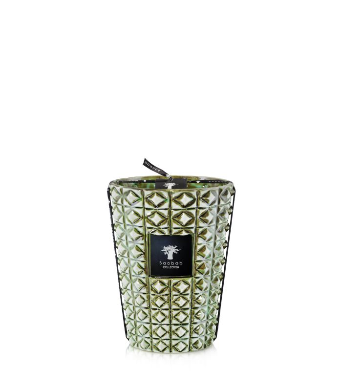 Bougie Parfumée par Baobab Collection - Modernista Ceramica Verdor