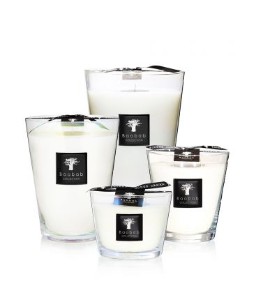 Baobab Collection All Seasons Scented Candles - Madagascar Vanilla