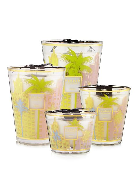 Baobab Collection Cities Scented Candles - Miami