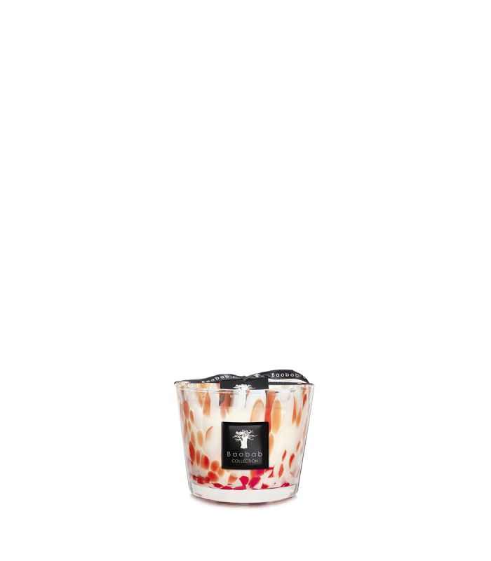 Baobab Collection Pearls scented candles - Coral Pearls