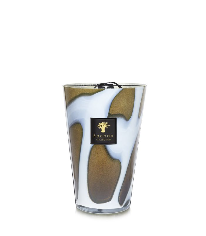 Baobab collection Stones Scented Candles - Agate