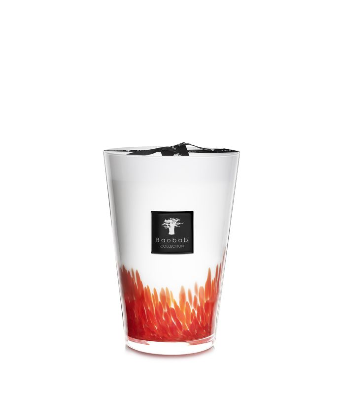 Baobab Collection Feathers Scented Candles - Feathers Maasai