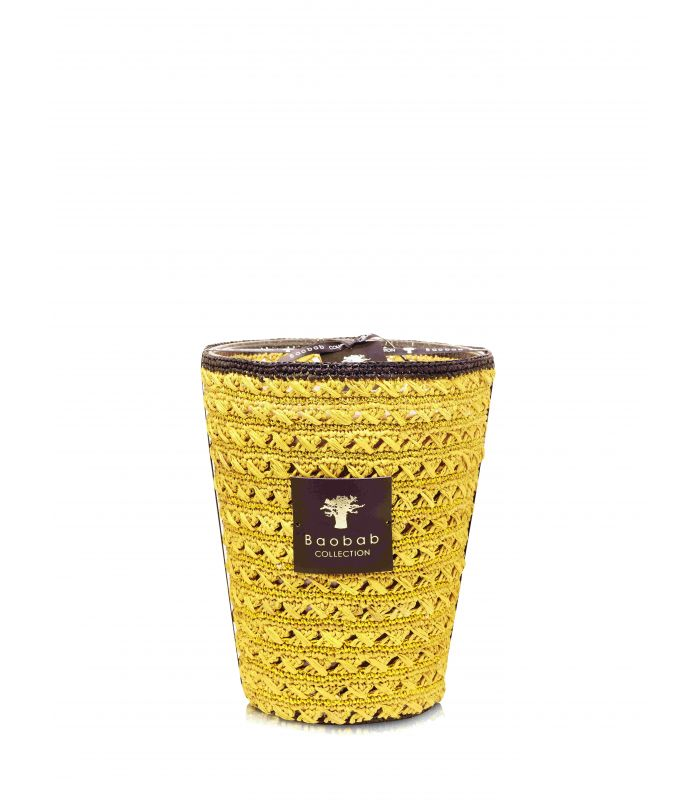 Baobab Collection Tsiraka Scented Candles - Diego Suarez