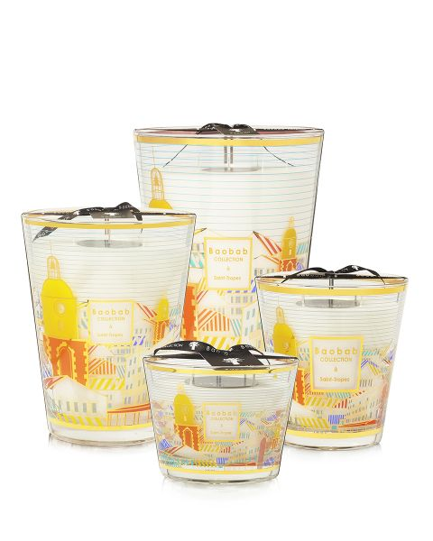 Saint Tropez - Scented Candles | Baobab Collection