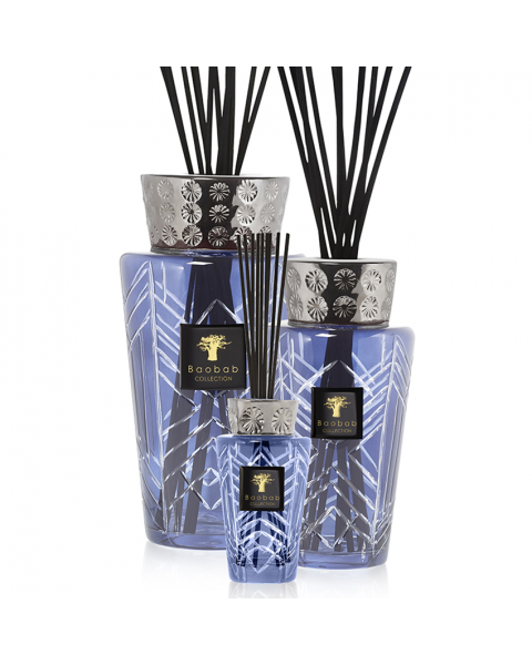 Swann - Totem Diffuseur de Parfum | Baobab Collection