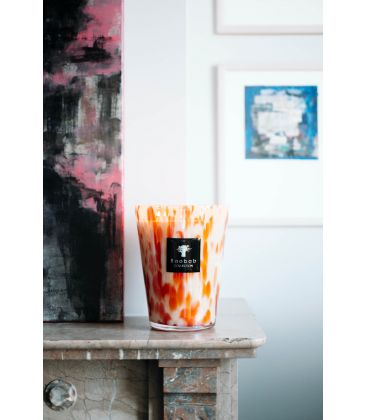 Coral Pearls - Scented Candles | Baobab Collection