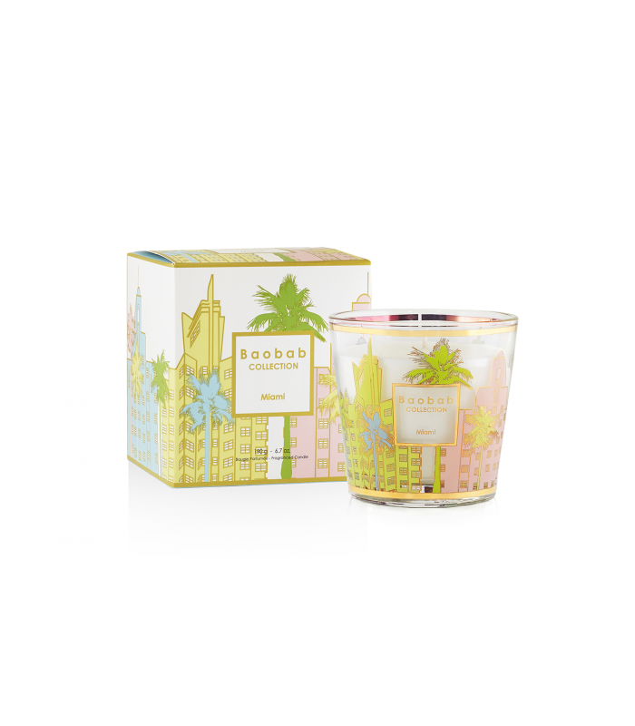 My First Baobab - Miami - Geurkaars | Baobab Collection
