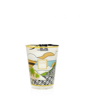 Cities - Rio - Bougie parfumée | Baobab Collection