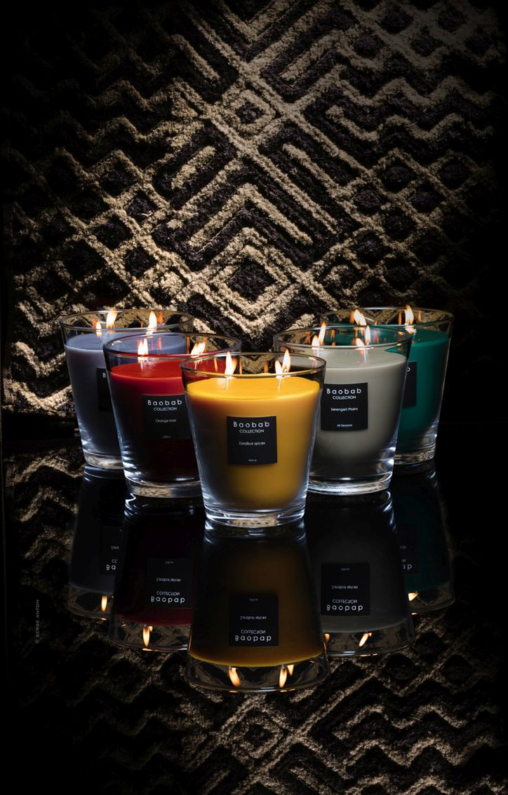 baobab collection luxury scented candles and home fragrances baobab collection. Black Bedroom Furniture Sets. Home Design Ideas