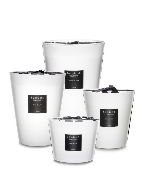 Scented Candles Baobab Collection - Pierre de Lune