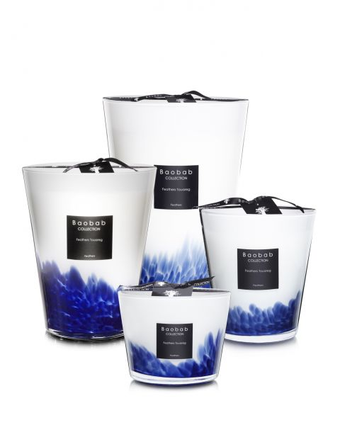 Scented Candles Baobab Collection - Feathers Touareg