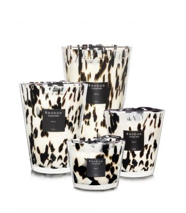 Scented Candles Baobab Collection - Black Pearls