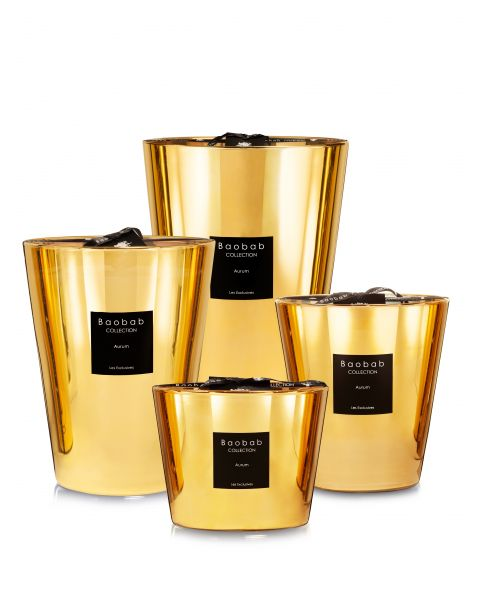 Baobab Collection scented candles - Aurum
