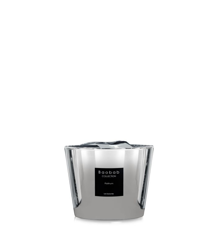 Baobab Collection scented candles - Platinum Max 10