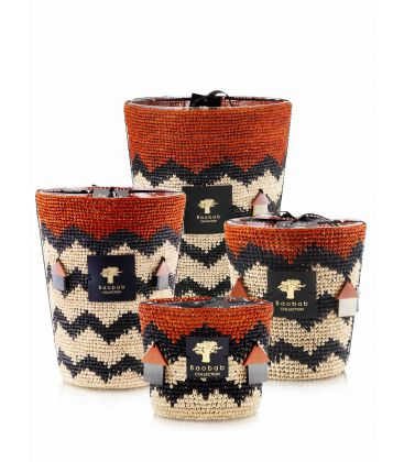 Scented candles Baobab Collection – Mabhoga