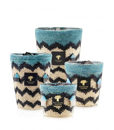 Scented candles Baobab Collection – Muzi