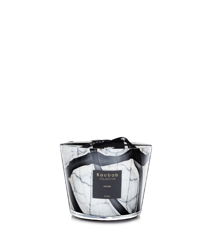 Scented Candles Baobab Collection - Marble