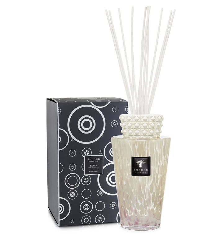 Baobab Collection Les Exclusives Home Fragrances - White Pearls Totem